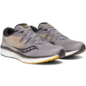 Pánské běžecké boty Saucony Liberty Iso 2 Gry/Yel