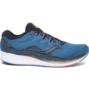 Pánské běžecké boty Saucony Ride Iso 2 Blk/Blu, Saucony