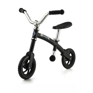 Odrážedlo Micro G-Bike Chopper Black, Micro