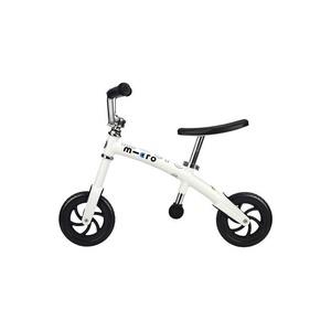 Odrážedlo Micro G-Bike Chopper White, Micro