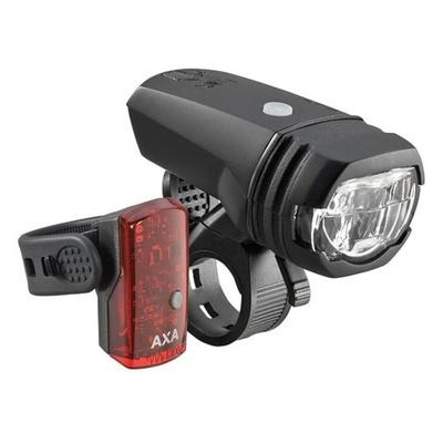 Světlo AXA Greenline 50 USB set 93939495BX, AXA
