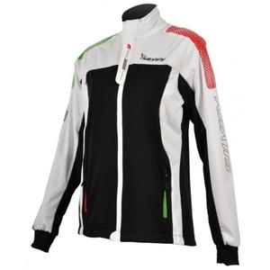 Dámská softshellová bunda Silvini Rocca WJ418 black-white, Silvini