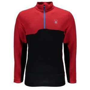 Rolák Spyder Pinnacle Merino Half Zip T-Neck 417063-600, Spyder