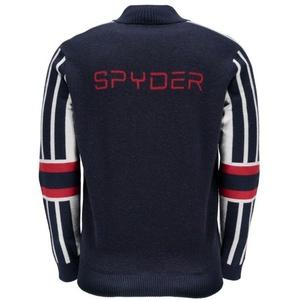 Svetr Spyder Men`s Rad Pad Vintage Half Zip 417112-402, Spyder