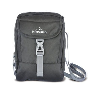 Ledvinka Pinguin Handbag L Black