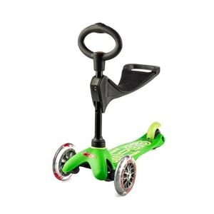 Koloběžka Mini Micro Deluxe 3v1 Green, Micro