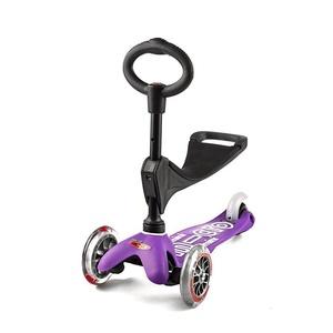 Koloběžka Mini Micro Deluxe 3v1 Purple, Micro