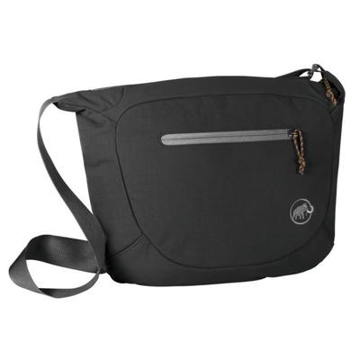 Ledvinka MAMMUT Shoulder Bag Round 4 l black