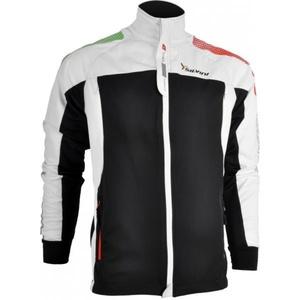 Pánská softshellová bunda Silvini Rocca MJ416 black-white, Silvini