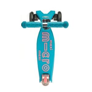 Koloběžka Maxi Micro Deluxe Aqua, Micro