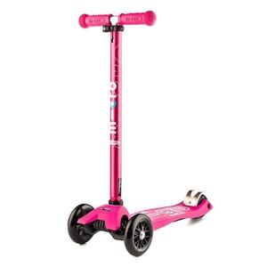 Koloběžka Maxi Micro Deluxe Shocking Pink, Micro