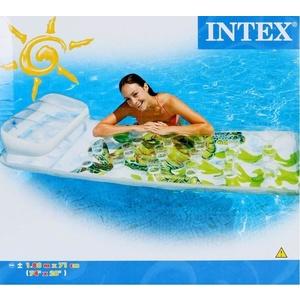 Nafukovací lehátko 18-pocket Intex, Intex