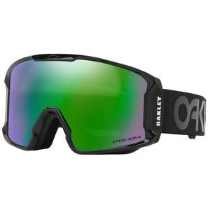 Lyžařské brýle Oakley LM XM FP Blackout w/Prizm Jade Irid OO7093-12, Oakley
