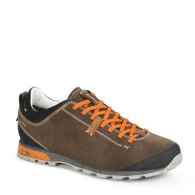 Pánské boty AKU Bellamont Suede GTX béžovo/oranžová, AKU