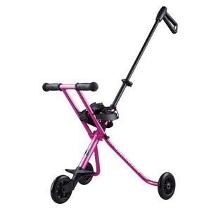 Dětské vozítko Micro Trike Deluxe Pink, Micro
