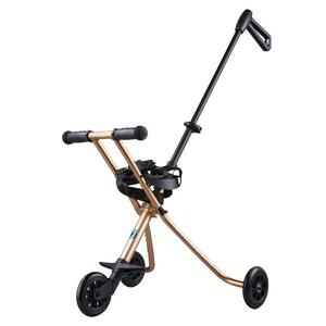 Dětské vozítko Micro Trike Deluxe Gold, Micro