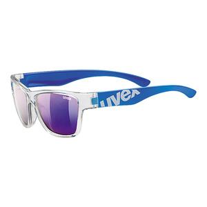 Sluneční brýle Uvex Sportstyle 508 Clear Blue/Mirror Blue (9416), Uvex