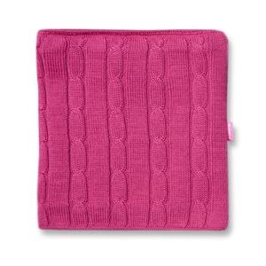 Pletený nákrčník Kama S15 114 růžová