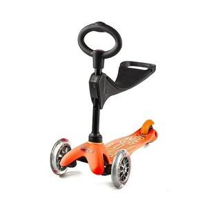 Koloběžka Mini Micro Deluxe 3v1 Orange, Micro