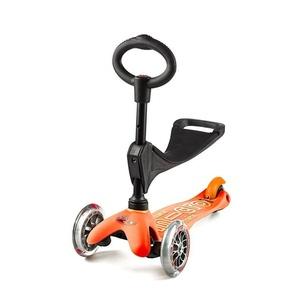 Koloběžka Mini Micro Deluxe 3v1 Orange, Micro