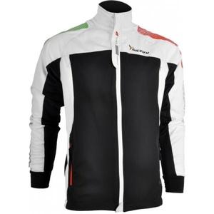 Pánská softshellová bunda Silvini Montagno MJ415 black/white, Silvini