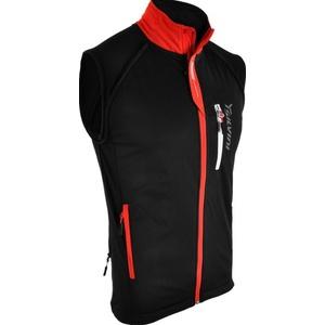 Pánská softshellová bunda Silvini Mutta MJ426 black-red, Silvini