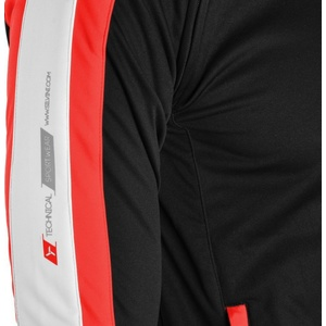 Pánská softshellová bunda Silvini Mutta MJ426 black-red