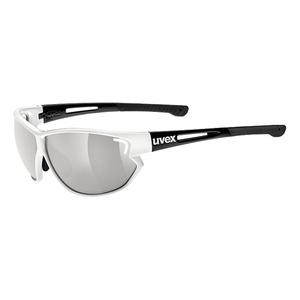 Sportovní brýle Uvex SPORTSTYLE 810 VM White Black (8205) , Uvex