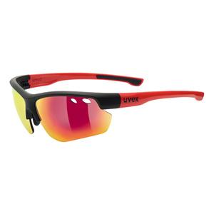 Sportovní brýle Uvex SPORTSTYLE 115 Black Mat Red (2316) , Uvex