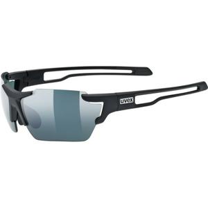 Sportovní brýle Uvex SPORTSTYLE 803 SMALL CV (ColorVision), Black Mat (2290), Uvex