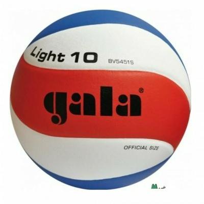 Volejbalový míč Gala Light 10 panelů, Gala
