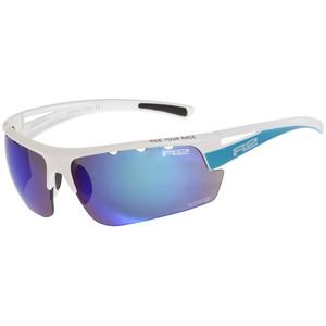 Sportovní sluneční brýle R2 SKINNER XL bílé AT075E, R2