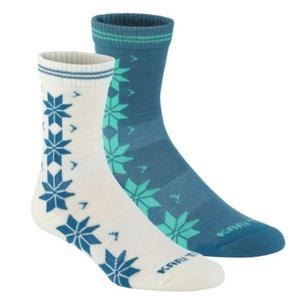 Ponožky Kari Traa VINST WOOL SOCK 2PK STO, Kari Traa