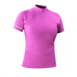 Neoprenové triko Hiko sport Slim.5 W ss 46902 růžové, Hiko sport