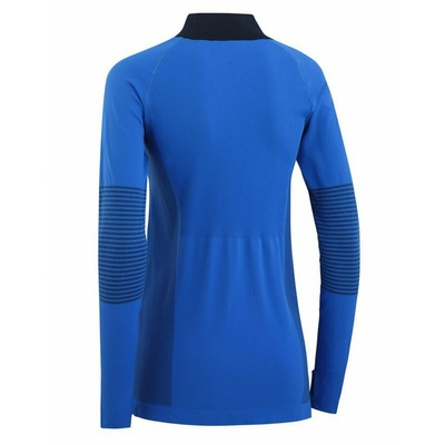 Dámské sportovní triko s dlouhým rukávem Kari Traa Sofie 622041, modrá, Kari Traa