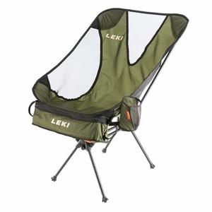 Židle LEKI Chiller Olive 6403014, Leki