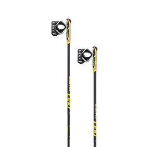Běžecké hole Leki PRC 850 black/anthracite/white/yellow 6434040, Leki