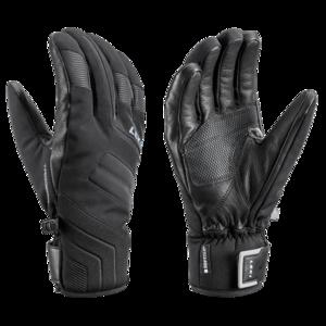 Lyžařské rukavice LEKI Falcon 3D black