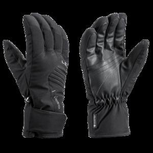 Lyžařské rukavice LEKI Spox GTX black, Leki