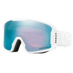 Lyžařské brýle Oakley LM XM FP Whiteout w/Prizm Sapphire OO7093-13, Oakley