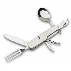 Nůž Ferrino COLTELLO CON POSATE 78111, Ferrino