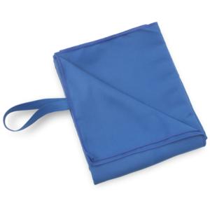 Rychleschnoucí ručník Yate HIS barva tm. modrá XL 100x160 cm