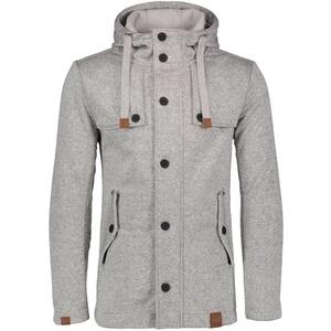 Pánský svetrový softshellový kabát NORDBLANC Staid NBWSM6597_SVS, Nordblanc