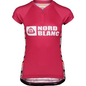 Dámský cyklo dres NORDBLANC Seduce NBSLF6651_RUV, Nordblanc