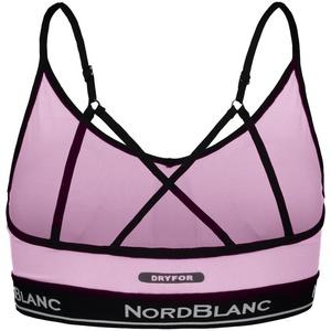 Dámská fitness podprsenka NORDBLANC Rakish NBSLF6669_LIS, Nordblanc
