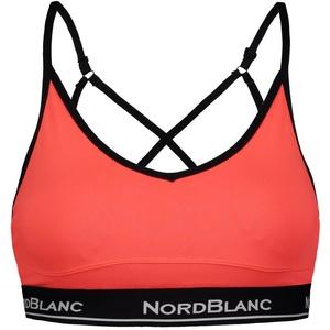 Dámská fitness podprsenka NORDBLANC Rakish NBSLF6669_OHK, Nordblanc