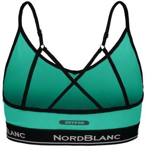 Dámská fitness podprsenka NORDBLANC Rakish NBSLF6669_SEZ, Nordblanc