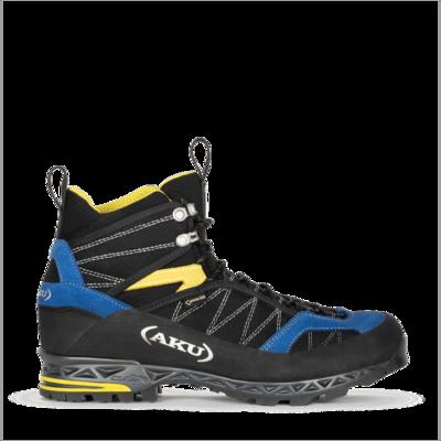 Pánské boty AKU Tengu Lite GTX černo, modro, žluté, AKU