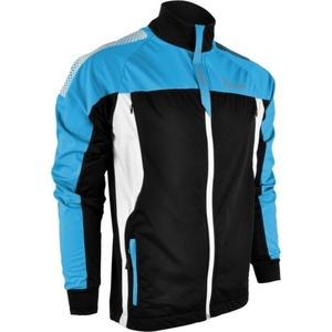 Pánská softshellová bunda Silvini Montagno MJ415 black/hawaii, Silvini