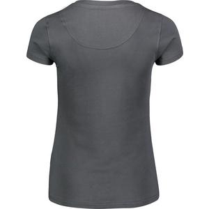 Dámské bavlněné tričko NORDBLANC Coating NBSLT6739_SKR, Nordblanc